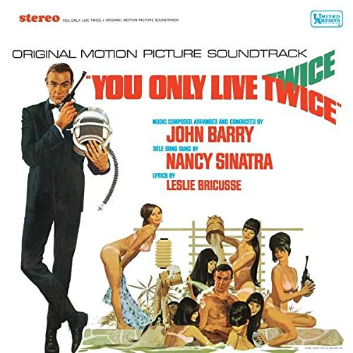James Bond: You Only Live Twice (Limited Edition) [Vinyl LP]