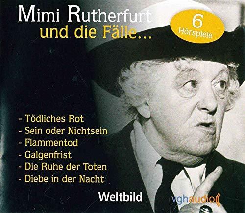 Mimi Rutherfurt und die Fälle... 6 CD`s Hörspiele