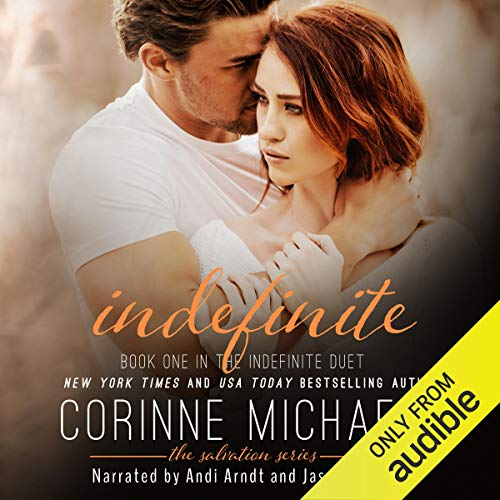 Indefinite audiobook cover art