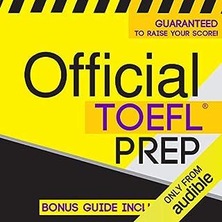 Official TOEFL Prep Titelbild