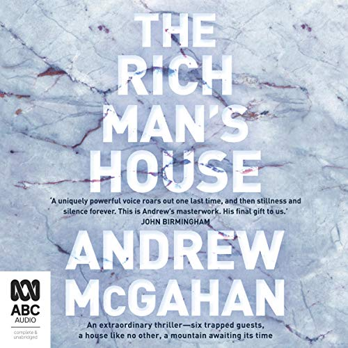 The Rich Man's House audiobook cover art