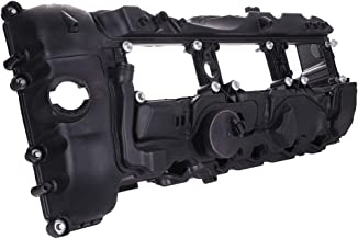 cciyu Engine Valve Cover and Gasket Compatible with BMW 335i 640i 740i BMW X3 X5 X6 BMW Camshaft Cover