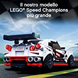Zoom IMG-1 lego speed champions nissan gt