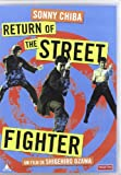 Return of the Street Fighter DVD