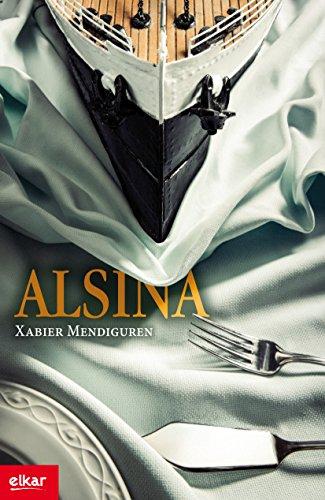 Alsina (Literatura Book 344) (Basque Edition)