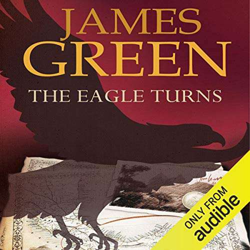 The Eagle Turns audiobook cover art