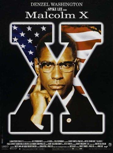 Malcolm X Movie Poster (27 x 40 Inches - 69cm x 102cm) (1992) Style D -(Denzel Washington)(Angela Bassett)(Albert Hall)(Al Freeman Jr.)(Delroy Lindo)(Spike Lee)