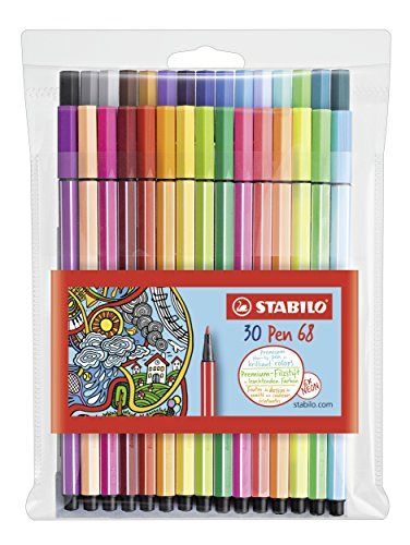 Filzstift STABILO Pen Set