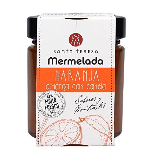Santa Teresa Mermelada de Naranja Amarga con Canela - 2 Paquetes de 240 gr - Total: 480 gr