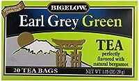 Bigelow Tea - 緑茶の伯爵の灰色 - 1ティーバッグ