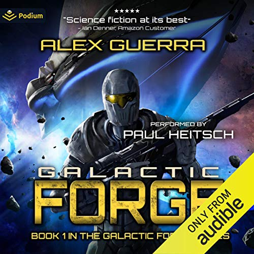 Galactic Forge cover art