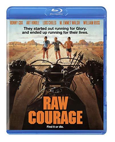 Raw Courage [Blu-ray]