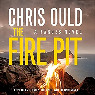 The Fire Pit audiobook cover art