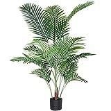 Fopamtri Artificial Areca Palm...