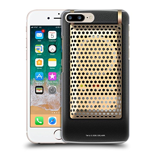 Head Case Designs Officially Licensed Star Trek Communicator Closed Gadgets Hard Back Case Compatible with Apple iPhone 7 Plus/iPhone 8 Plus