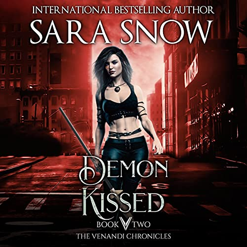 Demon Kissed Audiobook By Sara Snow cover art