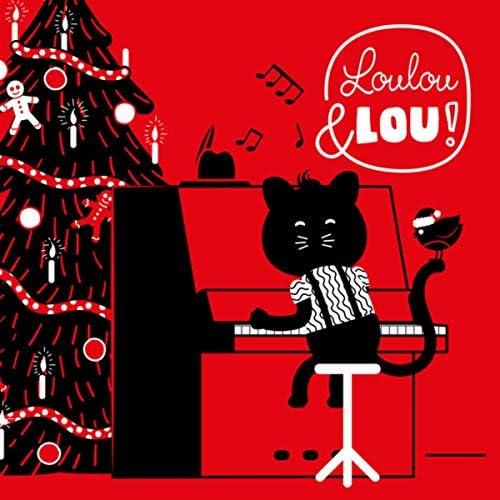 Jazz Kucing Louis Lagu Anak, Kamar Anak Loulou & Lou & LL Kids Kamar Anak
