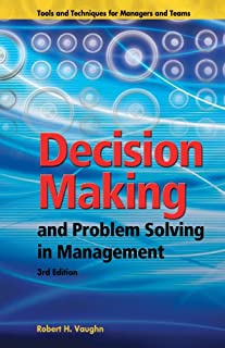 Decision Making and Problem Solving in Management (Book & CD)