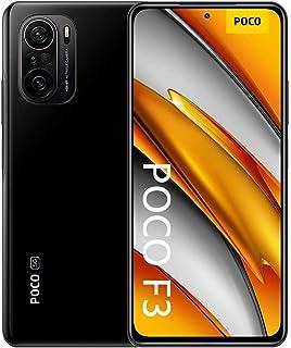 Xiaomi POCO F3, Dual SIM, 256GB, 8GB RAM, 5G, Night Black