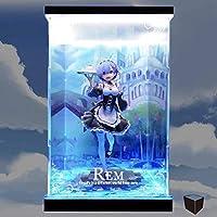 Re:ゼロから始める異世界生活 レム 1/7 フィギュア GOOD SMILE 専用 フィギュアケース アクリルケース 展示ケース ライトアップ 照明