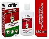 aftir aftir shampoo post trattamento pidocchi e parassitari - 150 gr