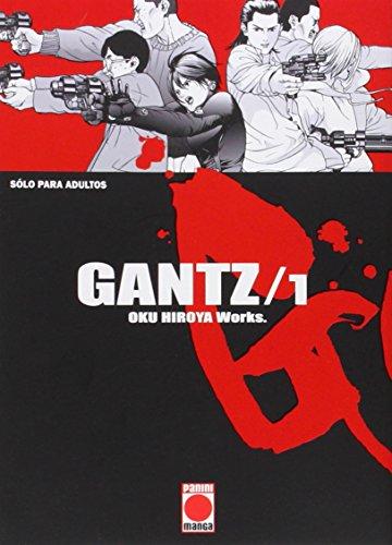 Gantz 1 [Lingua spagnola]