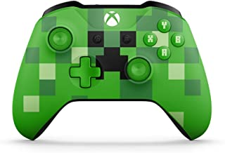 Xbox One Wireless Controller (Bulk Packaging) (Minecraft Creeper)