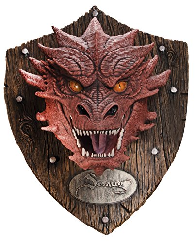 Rubie's The Hobbit Smaug Wall Decoration