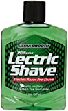 Williams Lectric Shave Electric Razor Pre-Shave, Original 7 fl oz (pack of 2)
