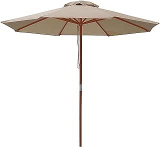 Best wooden table umbrella Reviews