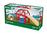 BRIO 336993 Ponte, BRIO Accessori, Età Raccomandata 3+, Compatibile con Tutti i Prodotti BRIO