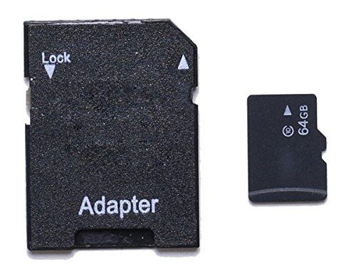 Generic 16GB 32GB 64GB 128GB 256GB de memoria SD TF tarjeta Clase 10tarjeta de memoria flash con adaptador SD para teléfonos móviles, Tablet PC, cámaras 128 GB