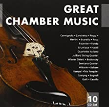 Great Chamber Music by Clara Haskil (2007-08-14)
