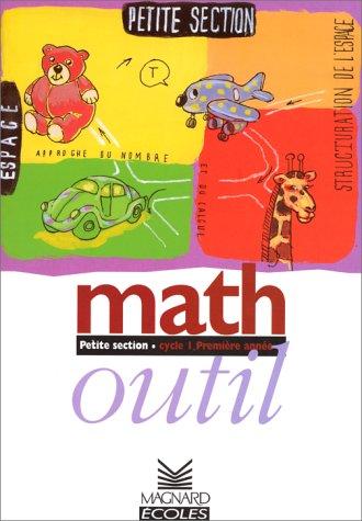 Maths outil petite section. Fichier élève
