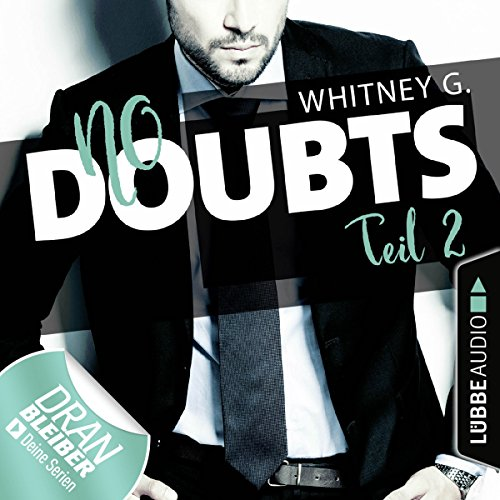 No Doubts audiobook cover art