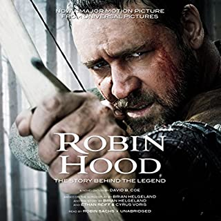 Robin Hood                   By:                                                                                                                                 David B. Coe                               Narrated by:                                                                                                                                 Robin Sachs                      Length: 8 hrs and 23 mins     89 ratings     Overall 3.9