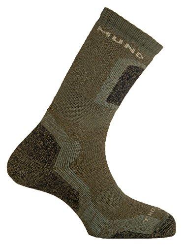 Mund Socks Extreme Chaussettes de chasse deux couches pour l'hiver en tissu Thermolite®