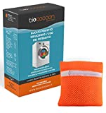 biococoon Lavadora, descalcificante, antibacteriana, ropa perfecta reduciendo el uso del detergente, 1 bolsa de 120 g, 250 lavados.
