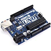 HOBBY COMPONENTS UK Arduino Compatible R3 Revision 3 UNO
