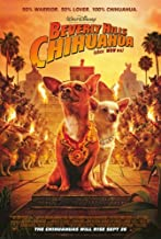 Beverly Hills Chihuahua Movie Poster (27 x 40 Inches - 69cm x 102cm) (2008) -(Drew Barrymore)(Salma Hayek)(Jamie Lee Curtis)(Piper Perabo)(Edward James Olmos)(Andy Garcia)