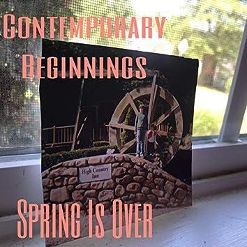 Contemporary Beginnings