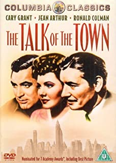 The Talk of the Town by Cary Grant