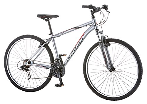 Schwinn High Timber 29r Bicycle 29'/Men's Front Suspension/Grey