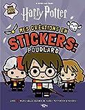 Harry Potter - Mes créations en stickers - Poudlard