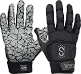 Best Football Lineman Gloves - Sports Unlimited Max Clash Adult Padded Lineman Fooball Review
