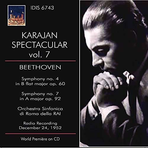 Herbert von Karajan & Orchestra Sinfonica di Roma della RAI