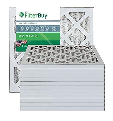 Furnace Filters/Air Filters - AFB Platinum MERV 13 (12 Pack)