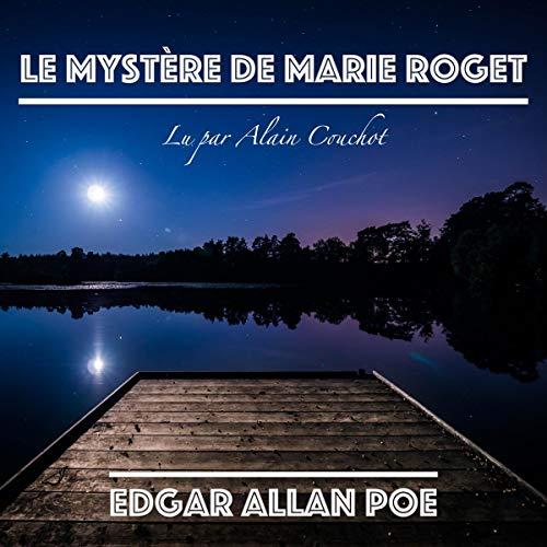 Page de couverture de Le mystère de Marie Roget