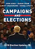 Campaigns and Elections (Third Edition, 2018 Election Update)
