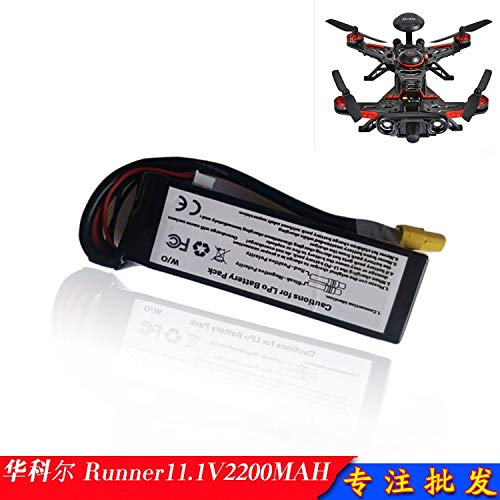 Why Should You Buy Part & Accessories Walkera Runner 250 Battery 11.1V 2200mAh Li-po battery Walkera...